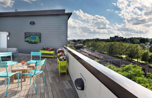 MetroMark Apartment Boston