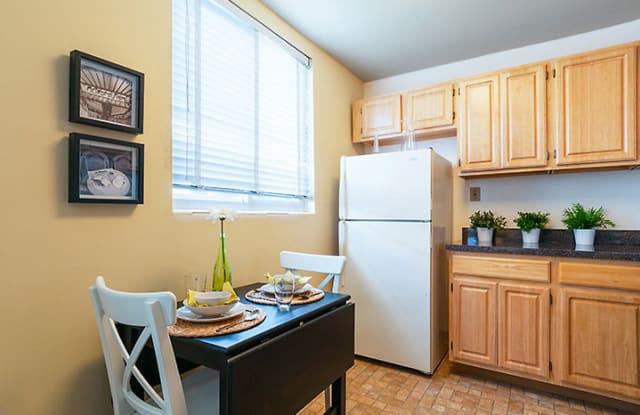 Metropolitan Manayunk Hill Apartment Philadelphia