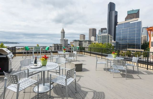 Metropolitan Park Apartment Seattle