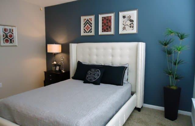 Metropolitan at Cityplace Apartment Dallas