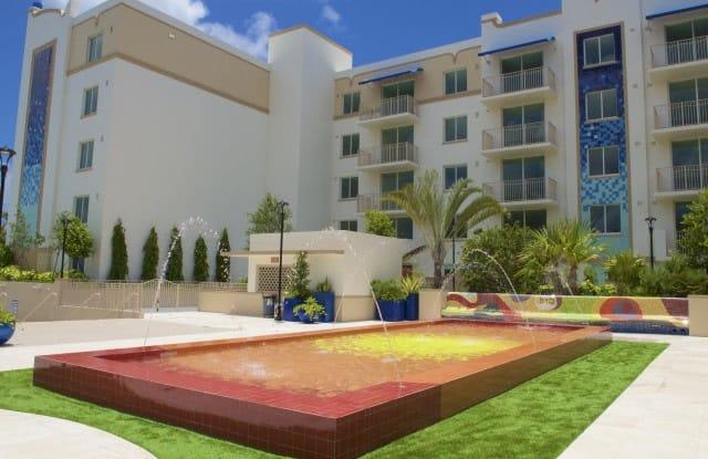 Miami Bay Waterfront Midtown Residences Apartment Miami