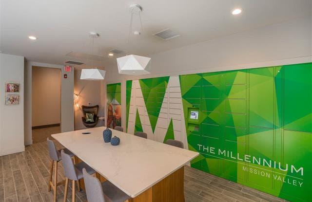 Millennium Mission Valley Apartment San Diego