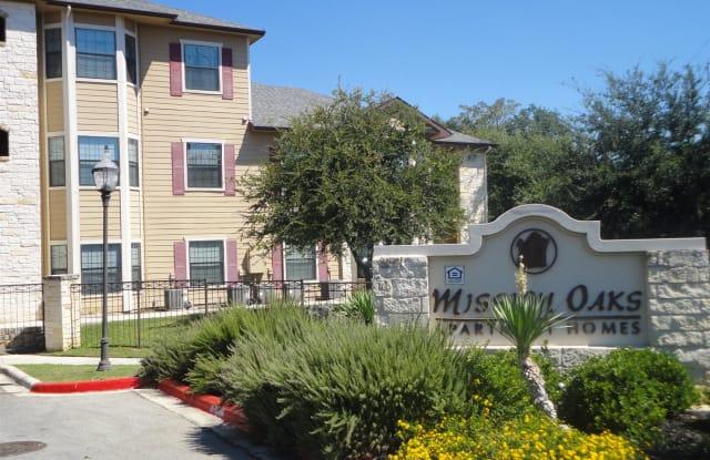 Mission Oaks Apartment San Antonio