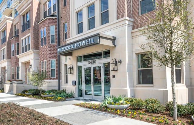Modera Howell Apartment Dallas