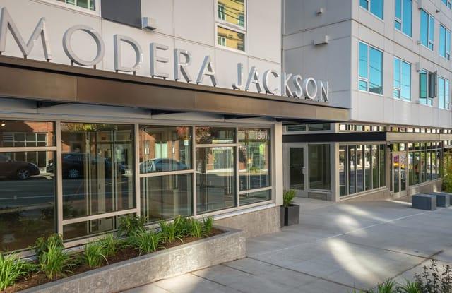 Modera Jackson Apartment Seattle