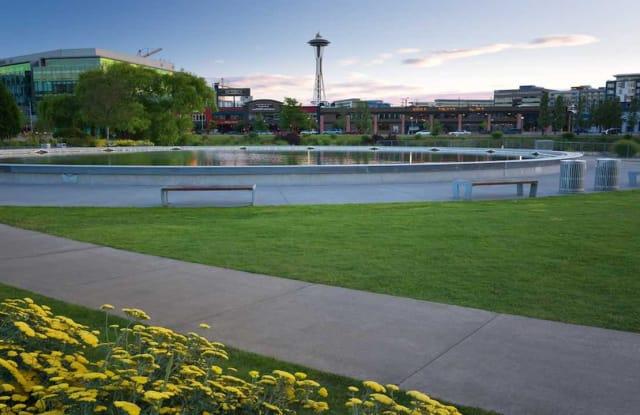 Modera South Lake Union Apartment Seattle