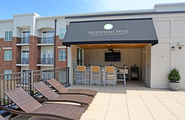 Morehead West Luxury Apartments Apartment Charlotte