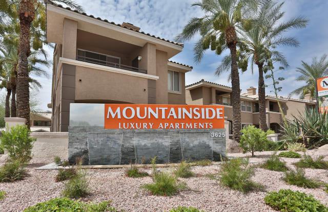 Mountainside Apartments Apartment Phoenix