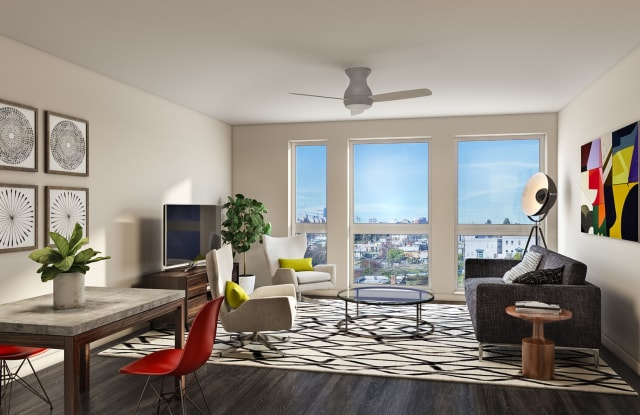 Muir Apartment Seattle