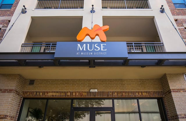 Muse Museum District Apartment Houston