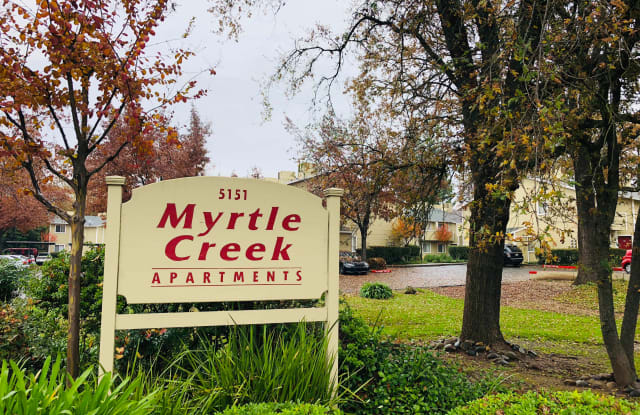 Myrtle Creek Apartment Sacramento