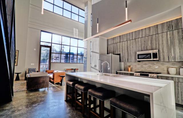 North and Line Apartment Atlanta
