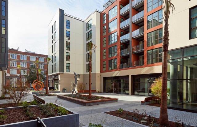 One Henry Adams Apartment San Francisco