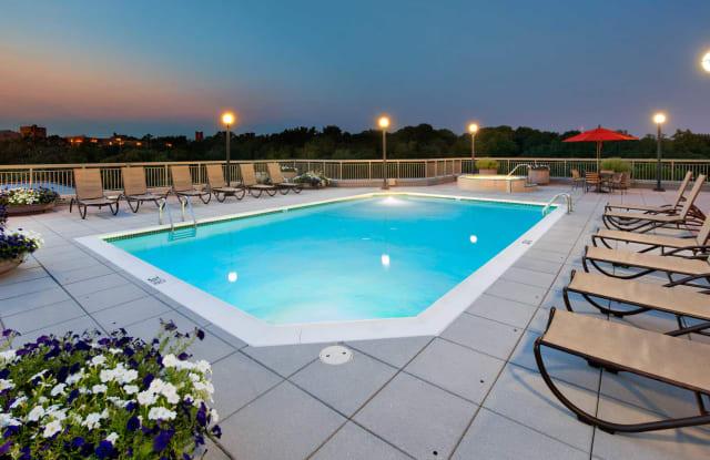 Park Connecticut Apartment Washington