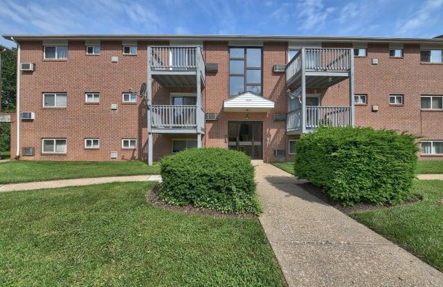 Park Plaza East & West Apartment Baltimore
