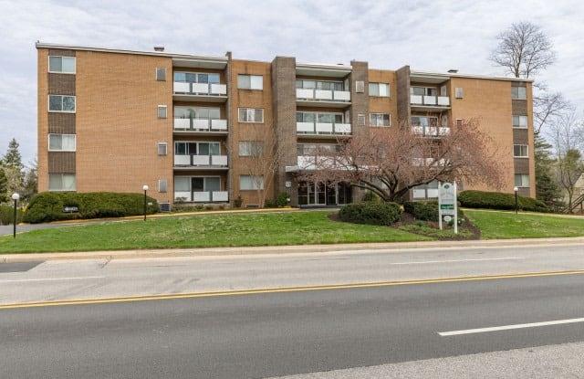 Park Terrace Apartment Baltimore