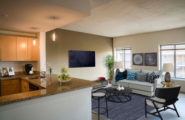 Park Triangle Apartment Washington