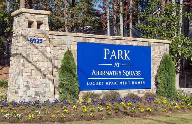Park at Abernathy Square Apartment Atlanta