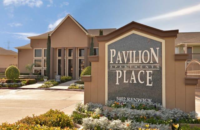 Pavilion Place Apartment Houston