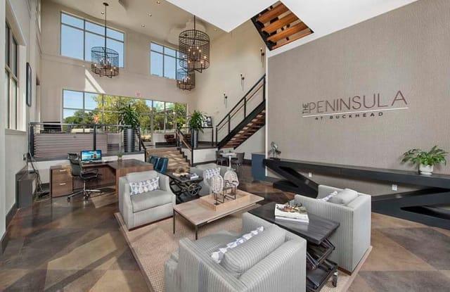 Peninsula at Buckhead Apartment Atlanta