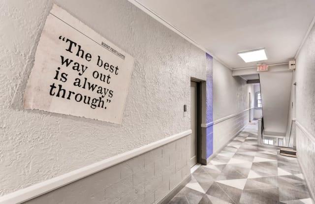 Poets Row Apartment Denver