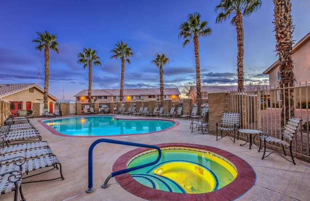 Portola del Sol Apartment Las Vegas