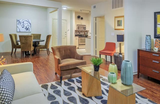 Post Heights Apartment Dallas