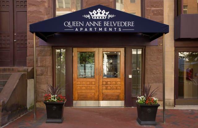 Queen Anne Belvedere Apartment Baltimore