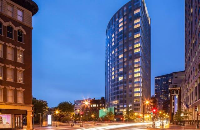 Radian Apartment Boston