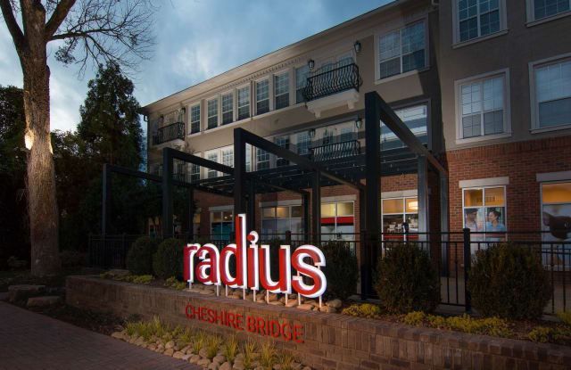 Radius Cheshire Bridge Apartment Atlanta