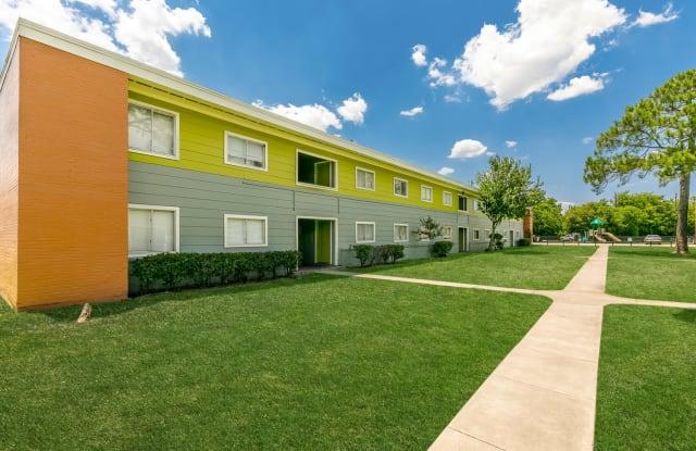 Redwood Gardens Apartment Homes Apartment Houston