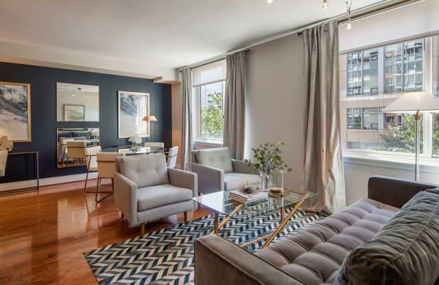 Residences on The Avenue Apartment Washington