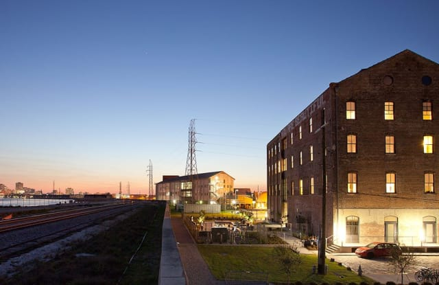Rice Mill Lofts Apartment New Orleans