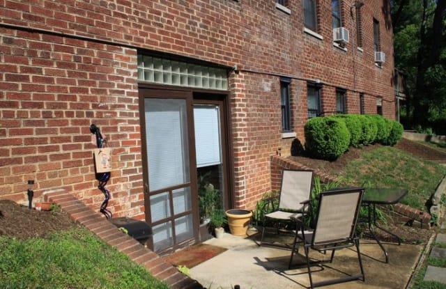 Rock Creek Garden Apartment Washington