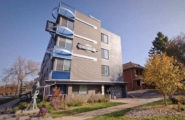 Rocket Apartment Denver