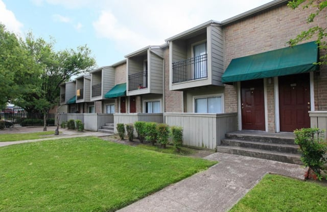 Rockridge Springs Apartment Houston