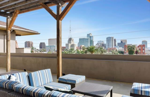 Roosevelt Square Apartment Phoenix