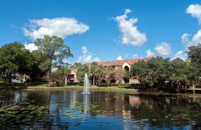 Sabal Palm at Lake Buena Vista Apartment Orlando