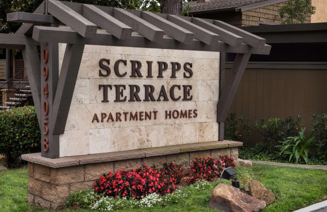 Scripps Terrace Apartments Apartment San Diego