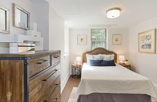 Sedgwick Gardens Apartment Washington