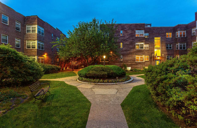 Sedgwick Gardens Apartment Philadelphia