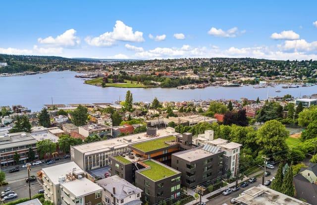 Shelton Eastlake Apartment Seattle