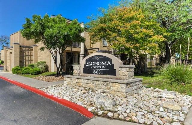 Sonoma Canyon Apartments Apartment San Antonio