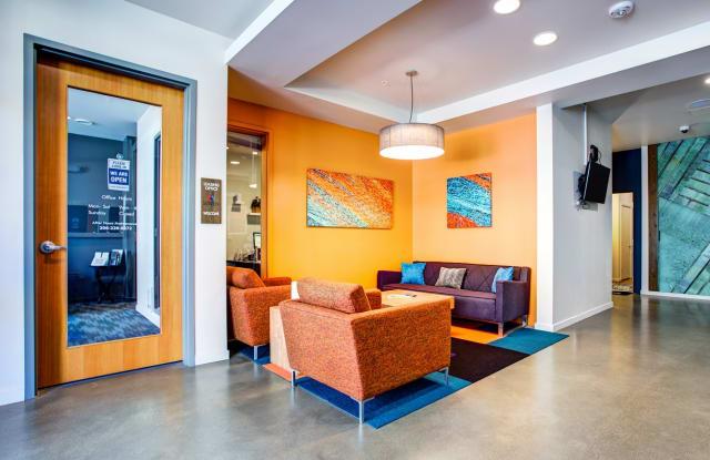 Soren Apartments Apartment Seattle