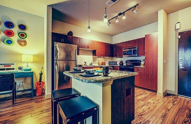 Spectrum South End Apartment Charlotte