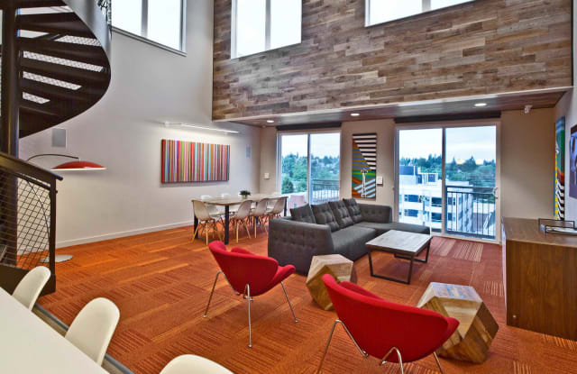 Square One Apartments Apartment Seattle