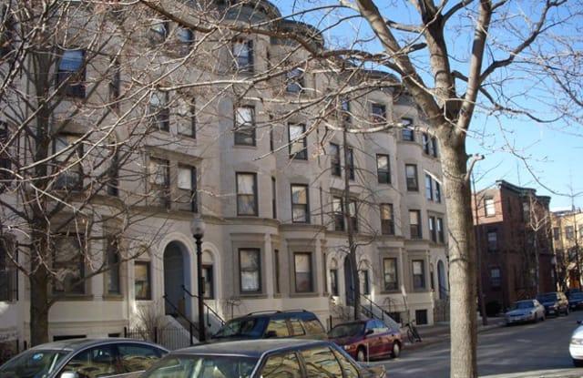 St. Botolph Street Apartment Boston