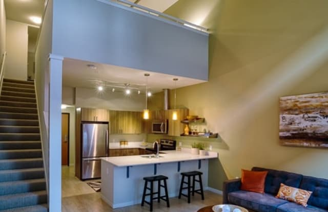Stack House Apartment Seattle