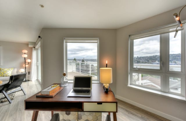Summit at Lake Union Apartment Seattle
