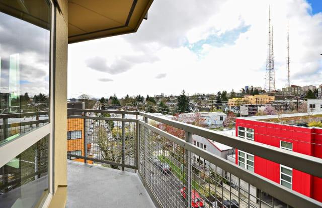 Summit at Madison Park Apartment Seattle